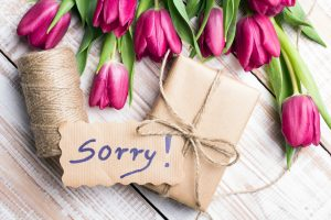 Are you Sorry??